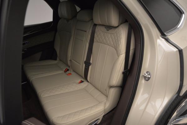 Used 2017 Bentley Bentayga for sale Sold at Alfa Romeo of Westport in Westport CT 06880 27