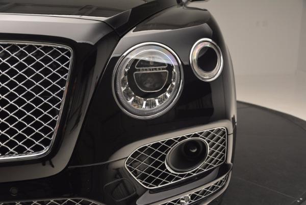 Used 2017 Bentley Bentayga W12 for sale Sold at Alfa Romeo of Westport in Westport CT 06880 14