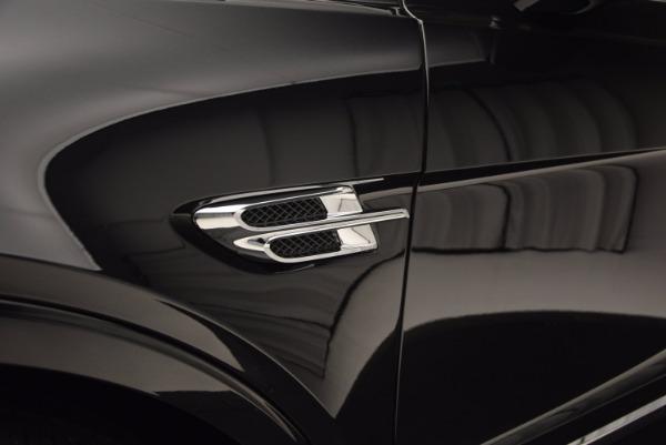 Used 2017 Bentley Bentayga W12 for sale Sold at Alfa Romeo of Westport in Westport CT 06880 16