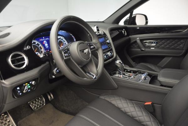 Used 2017 Bentley Bentayga W12 for sale Sold at Alfa Romeo of Westport in Westport CT 06880 19