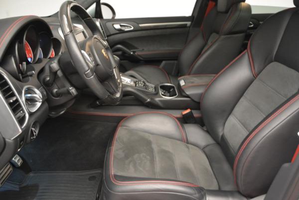 Used 2014 Porsche Cayenne GTS for sale Sold at Alfa Romeo of Westport in Westport CT 06880 16