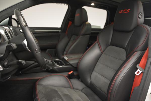 Used 2014 Porsche Cayenne GTS for sale Sold at Alfa Romeo of Westport in Westport CT 06880 17