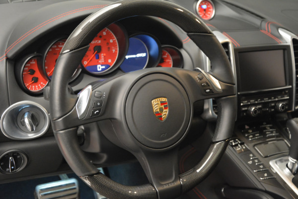 Used 2014 Porsche Cayenne GTS for sale Sold at Alfa Romeo of Westport in Westport CT 06880 19