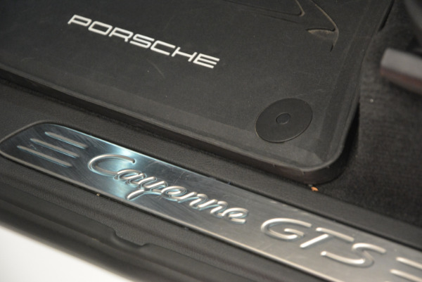 Used 2014 Porsche Cayenne GTS for sale Sold at Alfa Romeo of Westport in Westport CT 06880 21