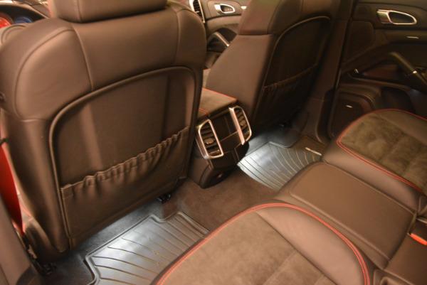Used 2014 Porsche Cayenne GTS for sale Sold at Alfa Romeo of Westport in Westport CT 06880 22