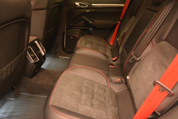 Used 2014 Porsche Cayenne GTS for sale Sold at Alfa Romeo of Westport in Westport CT 06880 23