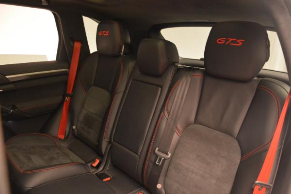 Used 2014 Porsche Cayenne GTS for sale Sold at Alfa Romeo of Westport in Westport CT 06880 24