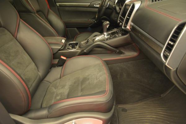Used 2014 Porsche Cayenne GTS for sale Sold at Alfa Romeo of Westport in Westport CT 06880 26