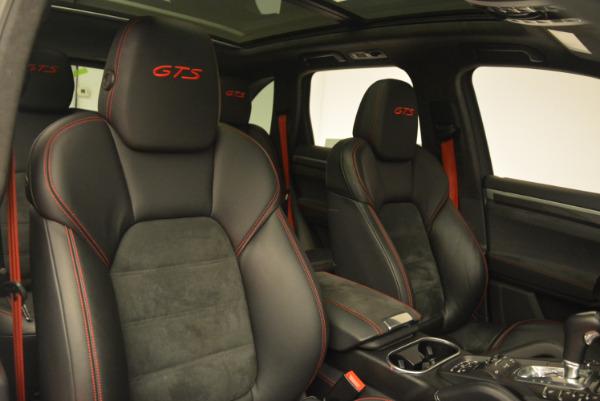 Used 2014 Porsche Cayenne GTS for sale Sold at Alfa Romeo of Westport in Westport CT 06880 27