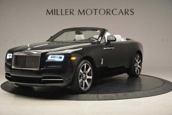 New 2017 Rolls-Royce Dawn for sale Sold at Alfa Romeo of Westport in Westport CT 06880 2