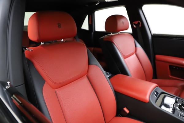 New 2017 Rolls-Royce Ghost for sale Sold at Alfa Romeo of Westport in Westport CT 06880 15