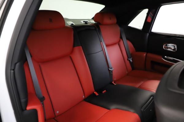 New 2017 Rolls-Royce Ghost for sale Sold at Alfa Romeo of Westport in Westport CT 06880 18
