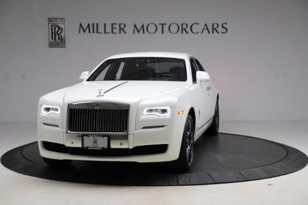 Used 2017 Rolls-Royce Ghost for sale $209,900 at Alfa Romeo of Westport in Westport CT 06880 2