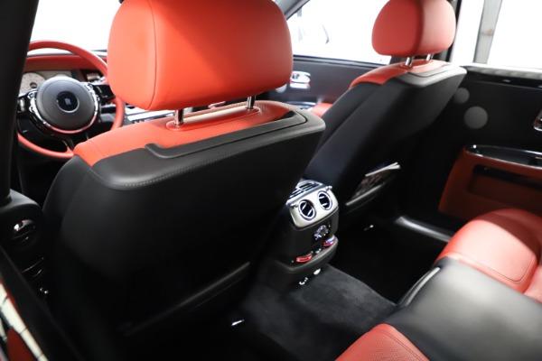 Used 2017 Rolls-Royce Ghost for sale $209,900 at Alfa Romeo of Westport in Westport CT 06880 21