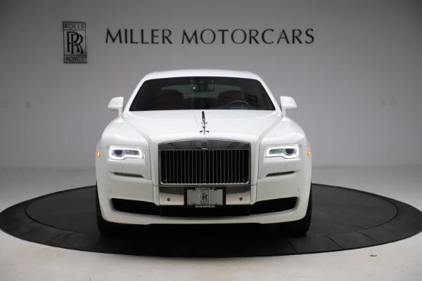 Used 2017 Rolls-Royce Ghost for sale $209,900 at Alfa Romeo of Westport in Westport CT 06880 3