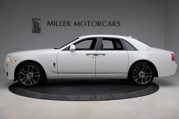 Used 2017 Rolls-Royce Ghost for sale $209,900 at Alfa Romeo of Westport in Westport CT 06880 4