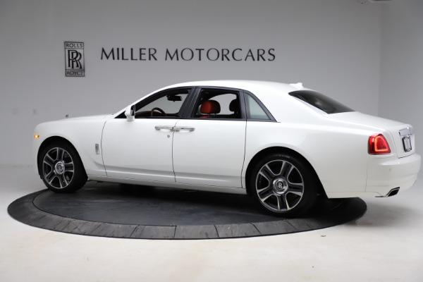 Used 2017 Rolls-Royce Ghost for sale $209,900 at Alfa Romeo of Westport in Westport CT 06880 5