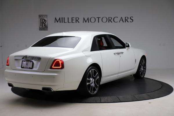 Used 2017 Rolls-Royce Ghost for sale $209,900 at Alfa Romeo of Westport in Westport CT 06880 9
