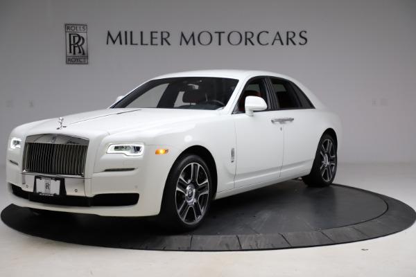 New 2017 Rolls-Royce Ghost for sale Sold at Alfa Romeo of Westport in Westport CT 06880 1