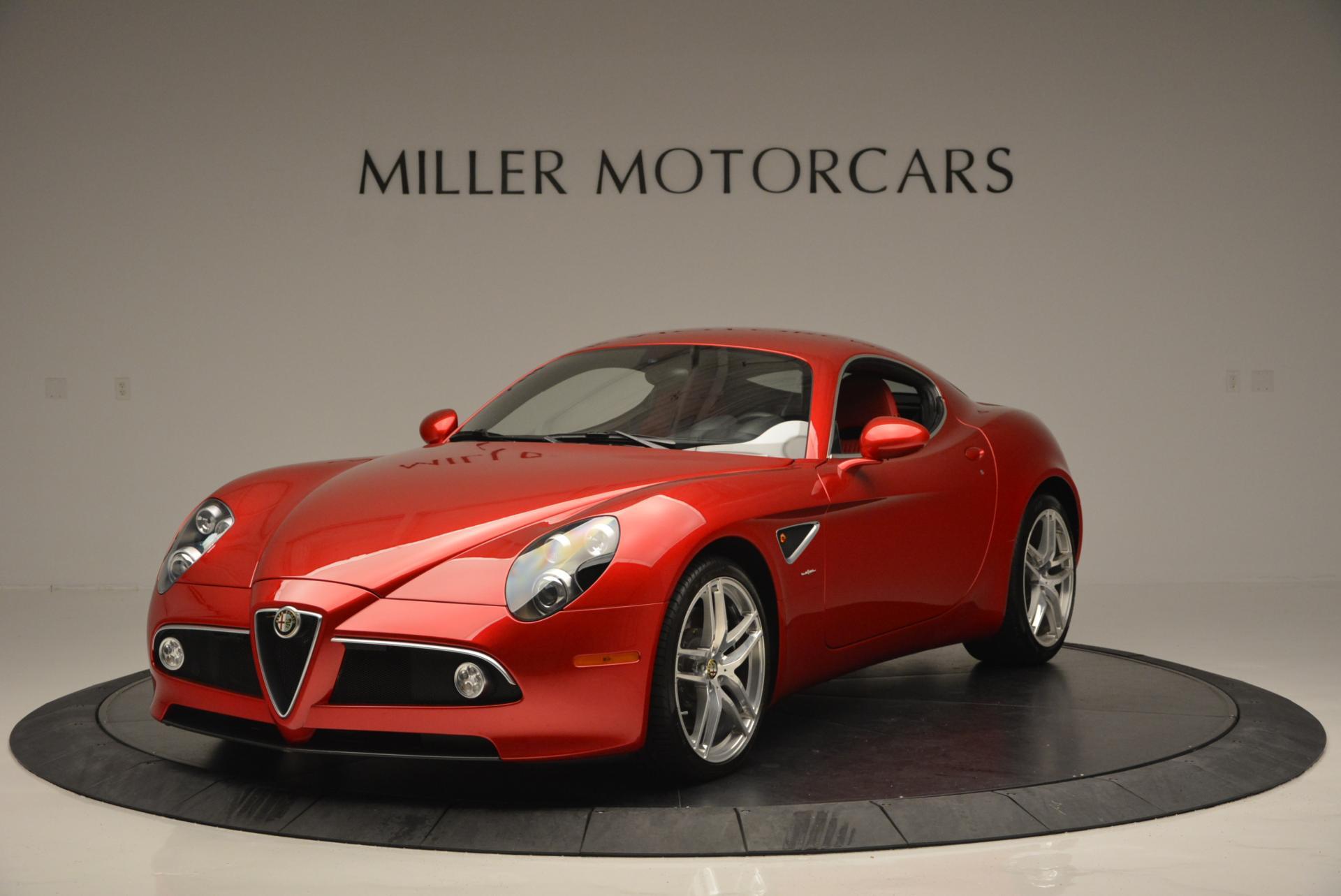 Used 2008 Alfa Romeo 8C for sale Sold at Alfa Romeo of Westport in Westport CT 06880 1