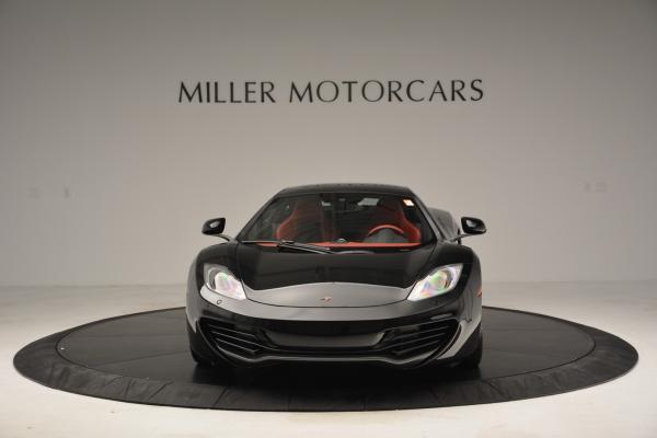 Used 2012 McLaren MP4-12C Coupe for sale Sold at Alfa Romeo of Westport in Westport CT 06880 12