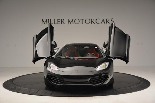 Used 2012 McLaren MP4-12C Coupe for sale Sold at Alfa Romeo of Westport in Westport CT 06880 13