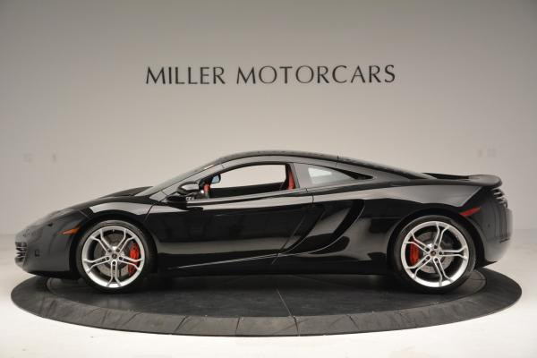 Used 2012 McLaren MP4-12C Coupe for sale Sold at Alfa Romeo of Westport in Westport CT 06880 3