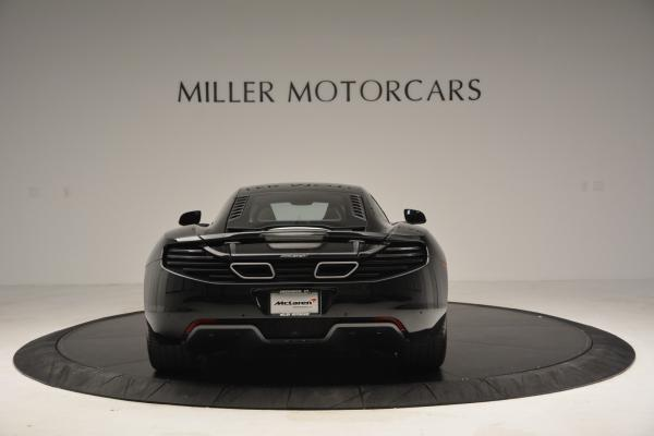 Used 2012 McLaren MP4-12C Coupe for sale Sold at Alfa Romeo of Westport in Westport CT 06880 6