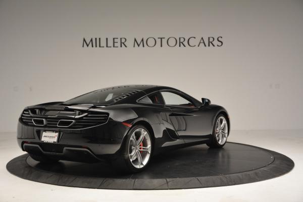 Used 2012 McLaren MP4-12C Coupe for sale Sold at Alfa Romeo of Westport in Westport CT 06880 7