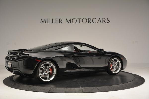 Used 2012 McLaren MP4-12C Coupe for sale Sold at Alfa Romeo of Westport in Westport CT 06880 8