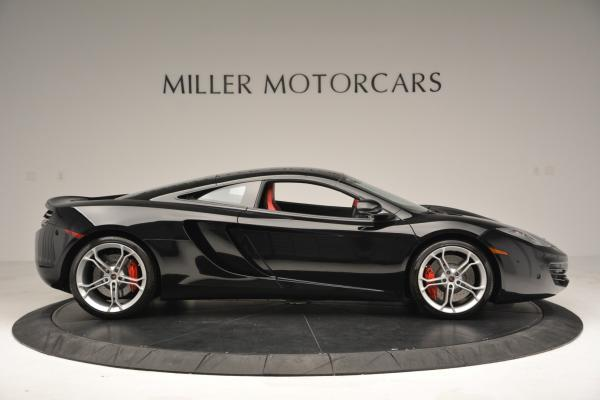 Used 2012 McLaren MP4-12C Coupe for sale Sold at Alfa Romeo of Westport in Westport CT 06880 9