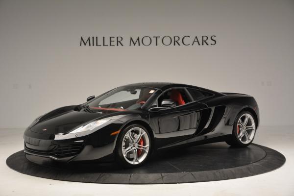 Used 2012 McLaren MP4-12C Coupe for sale Sold at Alfa Romeo of Westport in Westport CT 06880 1