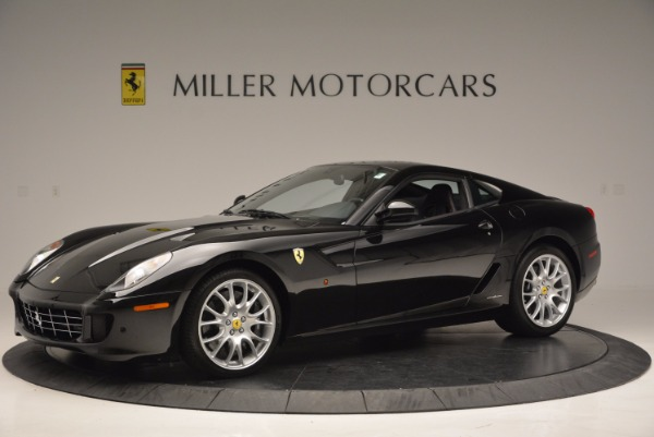 Used 2008 Ferrari 599 GTB Fiorano for sale Sold at Alfa Romeo of Westport in Westport CT 06880 2