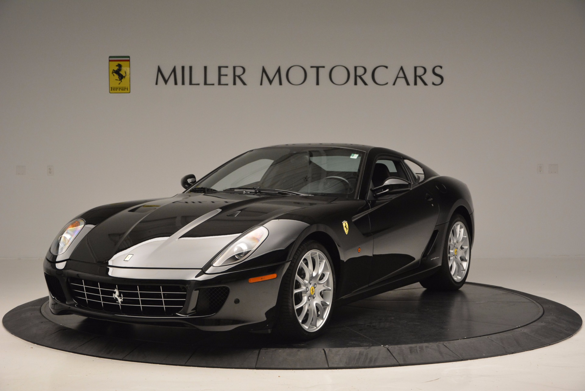 Used 2008 Ferrari 599 GTB Fiorano for sale Sold at Alfa Romeo of Westport in Westport CT 06880 1