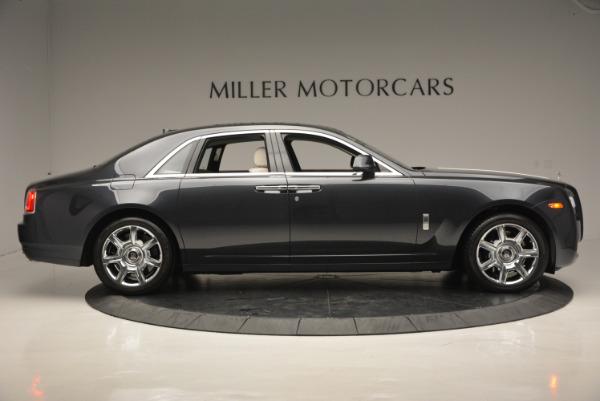 Used 2013 Rolls-Royce Ghost for sale Sold at Alfa Romeo of Westport in Westport CT 06880 10