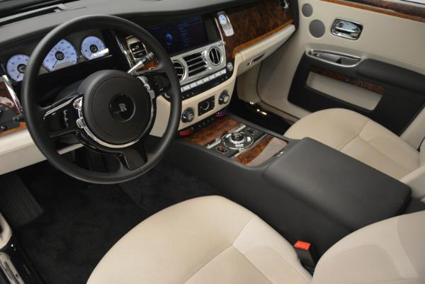 Used 2013 Rolls-Royce Ghost for sale Sold at Alfa Romeo of Westport in Westport CT 06880 17