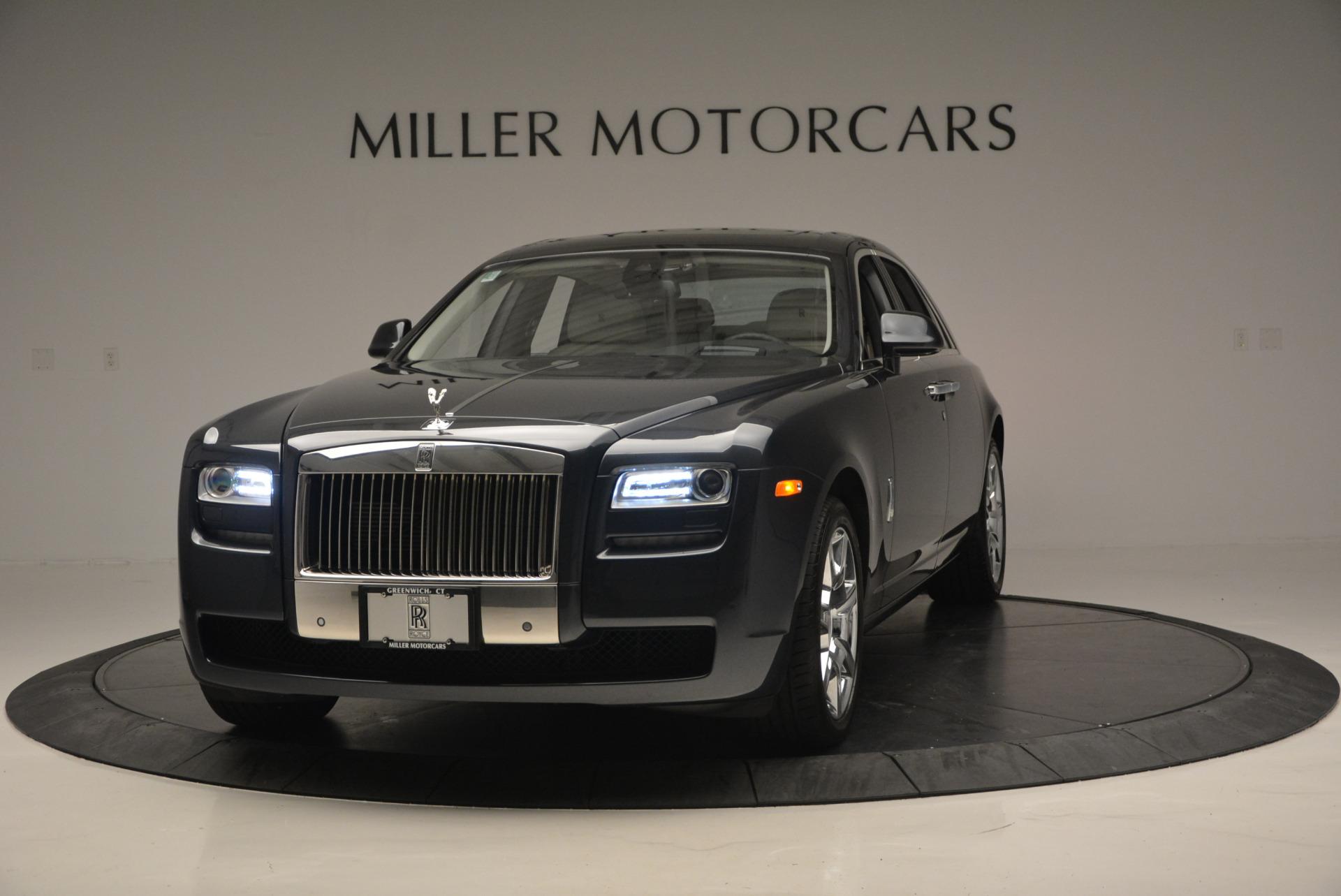 Used 2013 Rolls-Royce Ghost for sale Sold at Alfa Romeo of Westport in Westport CT 06880 1