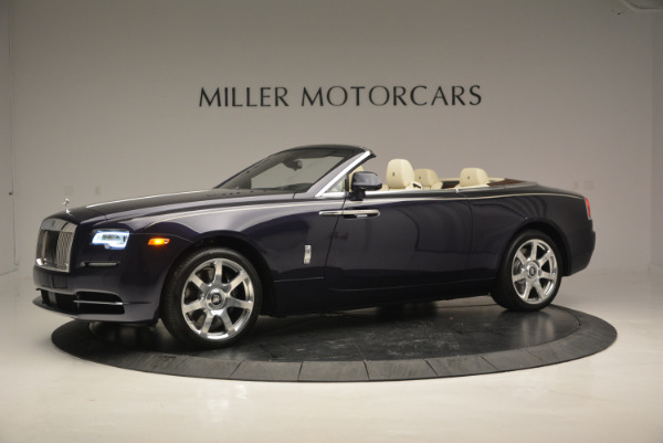 New 2016 Rolls-Royce Dawn for sale Sold at Alfa Romeo of Westport in Westport CT 06880 4