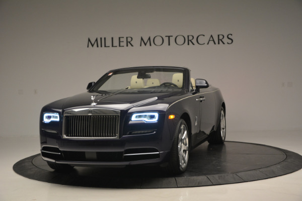 New 2016 Rolls-Royce Dawn for sale Sold at Alfa Romeo of Westport in Westport CT 06880 1