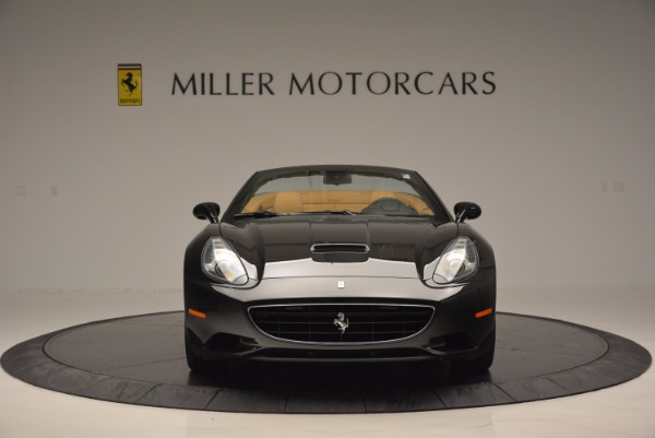 Used 2010 Ferrari California for sale Sold at Alfa Romeo of Westport in Westport CT 06880 12
