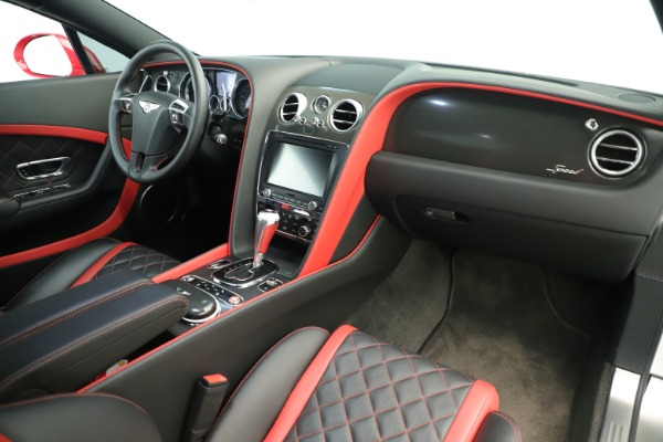 Used 2017 Bentley Continental GT Speed for sale Sold at Alfa Romeo of Westport in Westport CT 06880 18