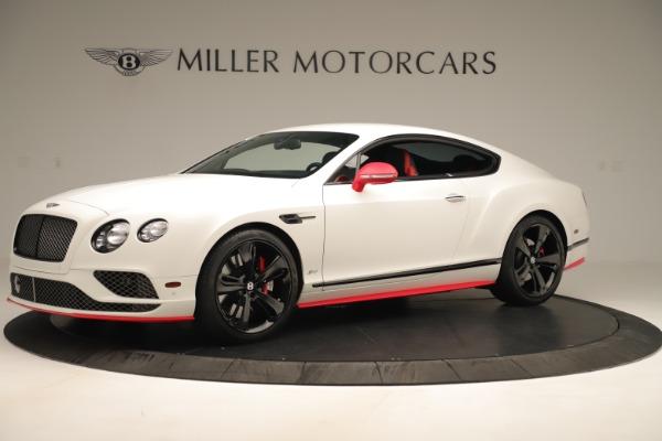 Used 2017 Bentley Continental GT Speed for sale Sold at Alfa Romeo of Westport in Westport CT 06880 2