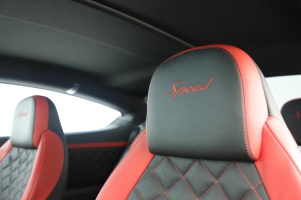 Used 2017 Bentley Continental GT Speed for sale Sold at Alfa Romeo of Westport in Westport CT 06880 22