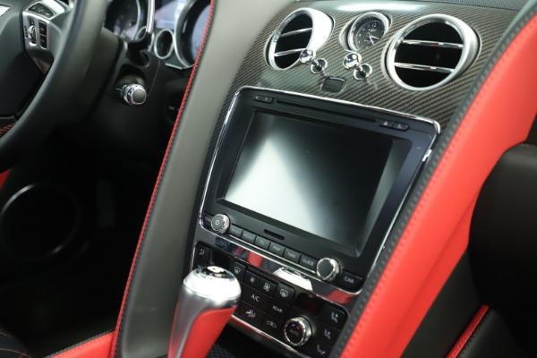 Used 2017 Bentley Continental GT Speed for sale Sold at Alfa Romeo of Westport in Westport CT 06880 23