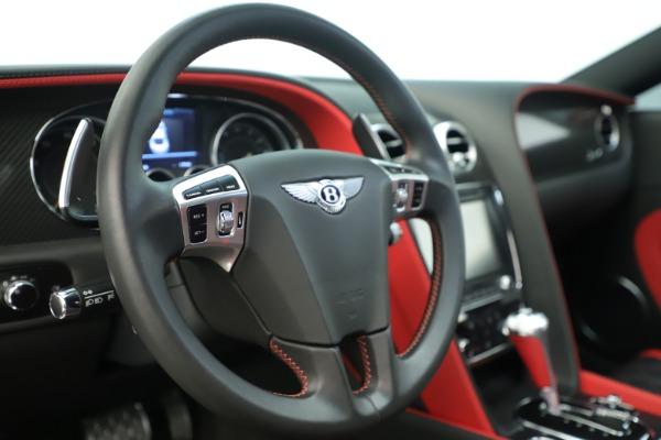 Used 2017 Bentley Continental GT Speed for sale Sold at Alfa Romeo of Westport in Westport CT 06880 24
