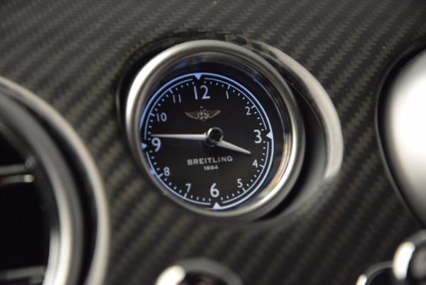 Used 2017 Bentley Continental GT Speed for sale Sold at Alfa Romeo of Westport in Westport CT 06880 27