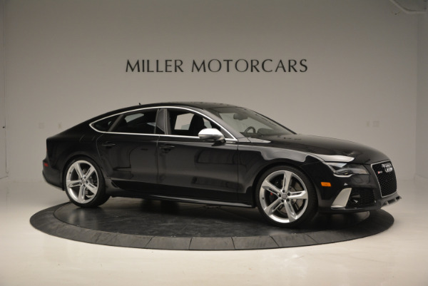 Used 2014 Audi RS 7 4.0T quattro Prestige for sale Sold at Alfa Romeo of Westport in Westport CT 06880 10