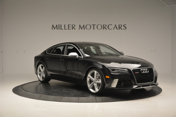 Used 2014 Audi RS 7 4.0T quattro Prestige for sale Sold at Alfa Romeo of Westport in Westport CT 06880 11