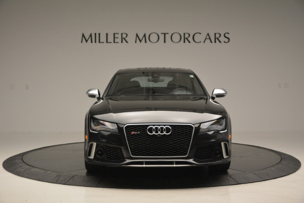 Used 2014 Audi RS 7 4.0T quattro Prestige for sale Sold at Alfa Romeo of Westport in Westport CT 06880 12
