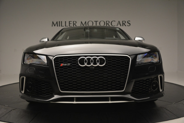 Used 2014 Audi RS 7 4.0T quattro Prestige for sale Sold at Alfa Romeo of Westport in Westport CT 06880 13